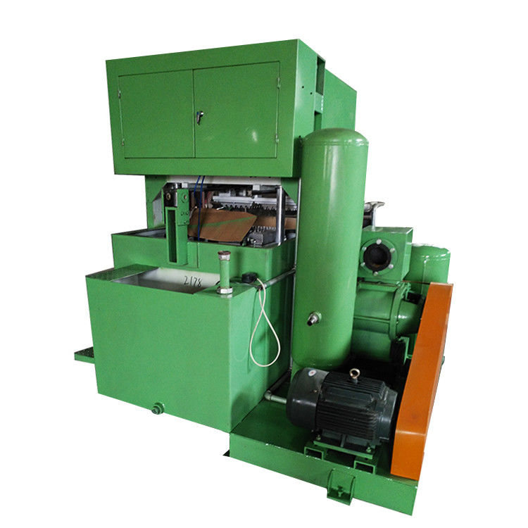 Eco - Friendly Automatic Paper Egg Tray Machine Waste Paper Recycling