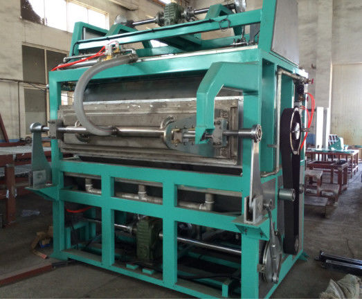 Professional Paper Pulp Molding Equipment Rotary Forming Paper Egg Tray Production