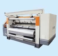China Single Facer Corrugated Paperboard Production Line / Corrugated Box Production Line factory