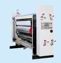 China Auto Printer Slotter Machine For 2 Colors 3 Colors 5 Colors Corrugated Box Printing factory
