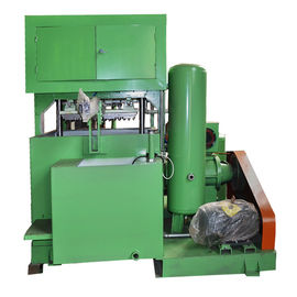 Paper Apple Tray / Fruit Tray Making Machine Germany Valve High Performance