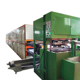 Recycled Waste Paper Fruit Tray Making Machine 6000pcs Per Hour Ce Passed