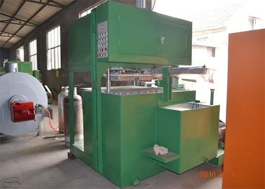 China Environment Friendly Paper Egg Tray Machine Pulp Molding Machine Easy Operation factory