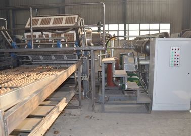 China Low Noise Durable Egg Carton Making Machine , Paper Egg Carton Forming Machine factory
